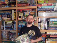 Board Game Designer: Nigel Buckle