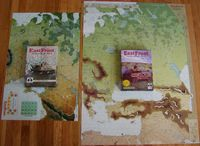 Maps, 1st vs. 2nd edition