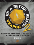 RPG Item: Be A Better Weapon Master 2