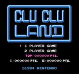 Video Game: Clu Clu Land