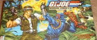 Board Game: G.I. Joe Mission: Cobra H.Q. Game