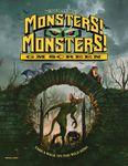 RPG Item: Monsters! Monsters! GM Screen