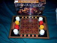 Board Game: Foursight