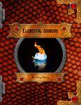 RPG Item: Elemental Grimoire