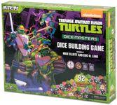 Board Game: Teenage Mutant Ninja Turtles Dice Masters