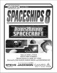 RPG Item: GURPS Spaceships 8