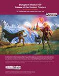 RPG Item: Slavers of the Sunken Garden