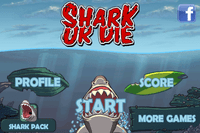 Video Game: Shark or Die