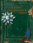 RPG Item: Racial Guide 4: Nontraditional Races