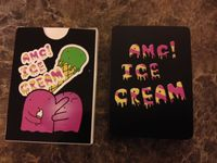 Board Game: Amg! Ice Cream!