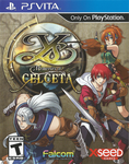 Video Game: Ys: Memories of Celceta