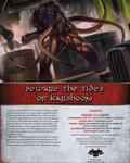 RPG Item: Beware the Tides of Karshoon