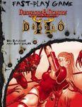 RPG Item: Fast-Play Game: Diablo II Edition