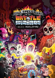 Epic Spell Wars of the Battle Wizards: Duel at Mt. Skullzfyre Image