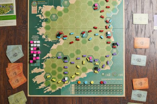 Board Game: Irish Gauge