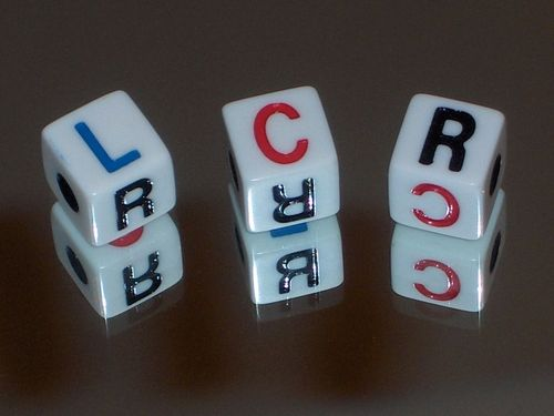 Board Game: LCR