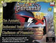 Issue: Signs & Portents - Roleplayer Edition (Issue 38 - Nov 2006)