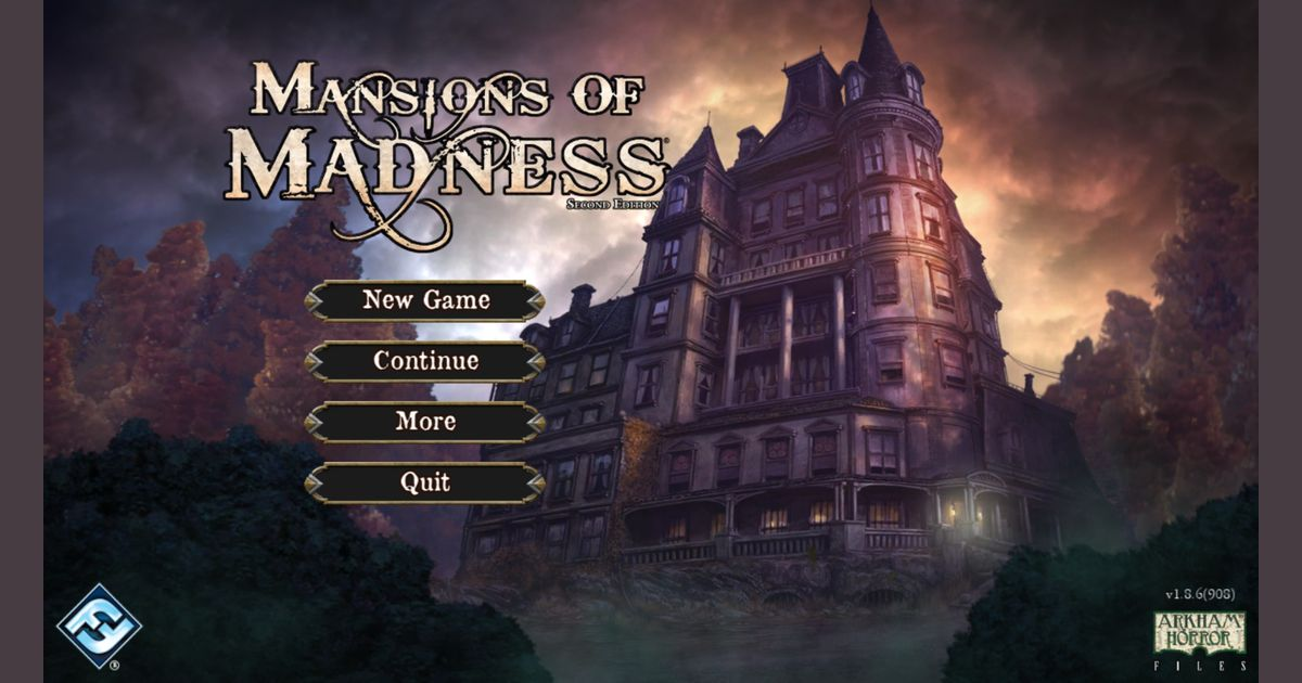 Mansions of madness - altered fates characters