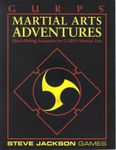 RPG Item: GURPS Martial Arts Adventures