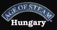 Board Game: Age of Steam Expansion: Hungary
