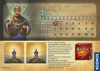 Board Game Accessory: Legends of Andor: Naraven