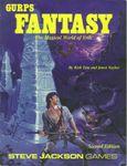 RPG Item: GURPS Fantasy (Second Edition)