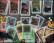 Board Game: Witch's Brew