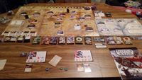 Board Game: Eldritch Horror: Mountains of Madness
