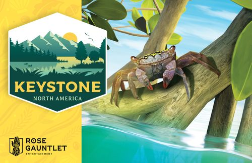 Board Game: Keystone: North America