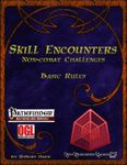 RPG Item: Skill Encounters: Non-Combat Challenges