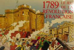 1789 Le Jeu De La Revolution Francaise Board Game Boardgamegeek