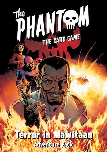 The Phantom: The Card Game - Terror in Mawitaan