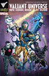 RPG Item: Valiant Universe RPG Comic Book Play Guide