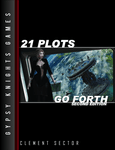 RPG Item: 21 Plots Go Forth Second Edition