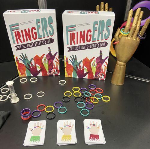 Board Game: Fringers