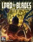 RPG Item: Warlock Patron: The Lord of Blades