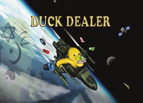 Board Game: Duck Dealer