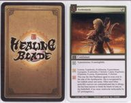 Board Game: Healing Blade: Infectious Disease Card Battle