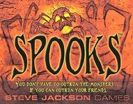 Board Game: Spooks