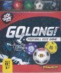 Board Game: GoLong Football Dice Game