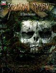 RPG Item: Primal Codex