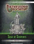 RPG Item: Pathfinder Society Scenario 6-97: Siege of Serpents