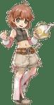 Character: Aria (Rune Factory)