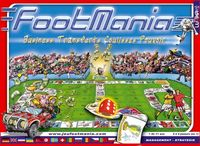 Board Game: Footmania