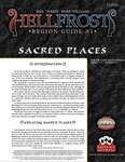 RPG Item: Hellfrost Region Guide #01: Sacred Places