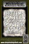 RPG Item: British Castles Floorplan Poster Map Collection 2