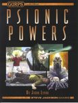 RPG Item: GURPS Psionic Powers