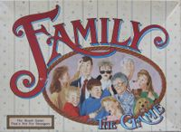 Board Game: Family, The Game