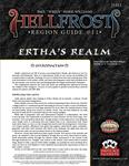 RPG Item: Hellfrost Region Guide #11: Ertha's Realm