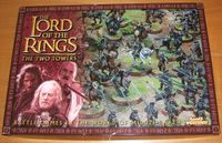 Board Game: The Lord of the Rings: The Two Towers